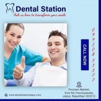 Dental Station is the Best Dental Clinic In Vaishali Nagar Jaipur