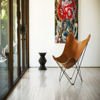 Butterfly Leather Chair  Craftshades