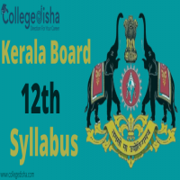 Kerala Board 12th Syllabus  College Disha